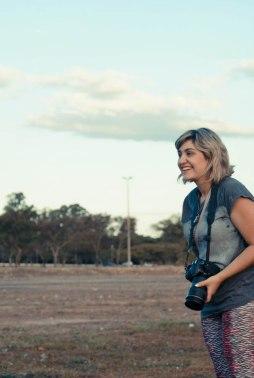 """Jacque Lisbôa: """"A edição ajuda a imprimir mais da minha personalidade nas fotografias""""."""