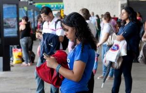 Rodoviária de Brasília é um dos pontos com wifi gratuitos no DF